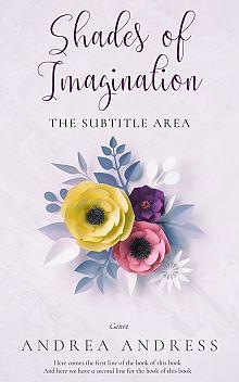 Pre Made Book Cover Lola