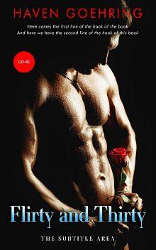 Pre Made Book Cover Tan
