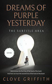 Pre Made Book Cover Tuatara