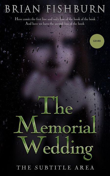 Pre Made Book Cover Woodsmoke